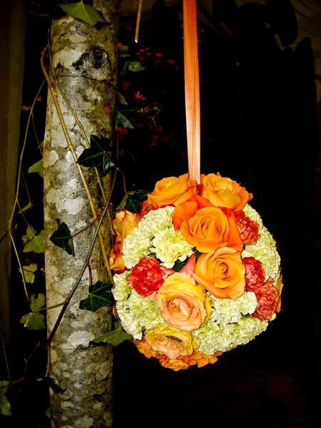 bouquet-ball